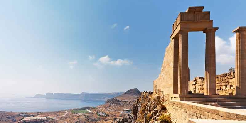 Rhodes Island Temple