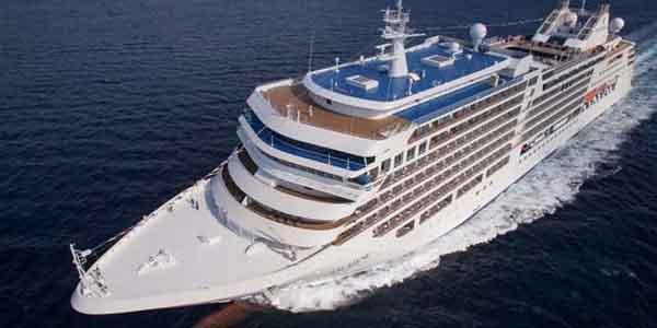 Silversea ship Silver Muse